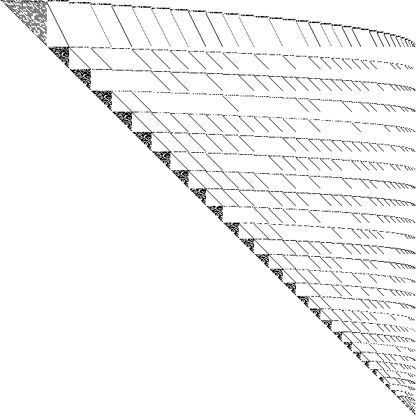 Sparsity of Hessian of Lagrangian